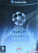 UEFA Champions League 2004-2005 Losse Disc voor Nintendo GameCube