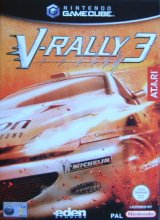 V Rally 3 Losse Disc voor Nintendo GameCube
