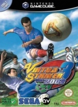 Virtua Striker 3 Ver. 2002 Losse Disc voor Nintendo GameCube