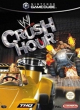 WWE Crush Hour voor Nintendo GameCube