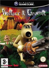 Wallace en Gromit in Project Zoo voor Nintendo GameCube