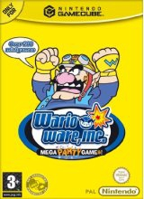 Wario Ware Inc Mega Party Games voor Nintendo GameCube