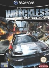 Wreckless: The Yakuza Missions voor Nintendo Wii