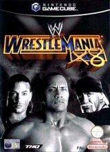 WrestleMania X8 voor Nintendo GameCube
