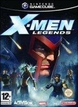 X-Men Legends voor Nintendo GameCube