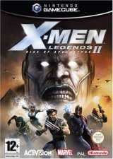 X-Men Legends II Rise of Apocalypse voor Nintendo GameCube