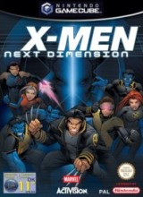 X-Men: Next Dimension voor Nintendo Wii
