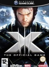 X-Men The Official Game voor Nintendo GameCube
