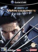 X2 Wolverines Revenge voor Nintendo GameCube