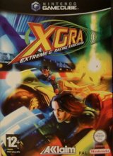 XGRA Extreme G Racing Association voor Nintendo GameCube