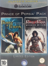 Prince of Persia Limited Edition Pack voor Nintendo GameCube