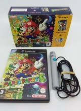 Mario Party 6 en Microphone in Doos voor Nintendo GameCube