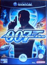 Boxshot Agent Under Fire 007