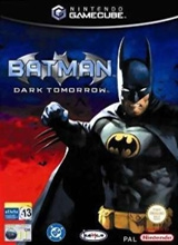 Boxshot Batman Dark Tomorrow