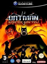 Boxshot Batman Rise of Sin Tzu