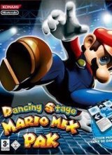 Boxshot Dancing Stage Mario Mix
