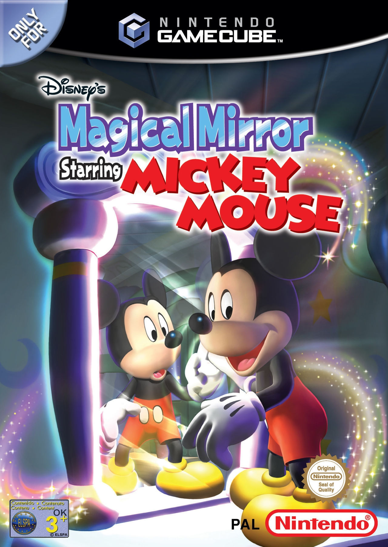 Boxshot Disney's Magical Mirror Starring Mickey Mouse