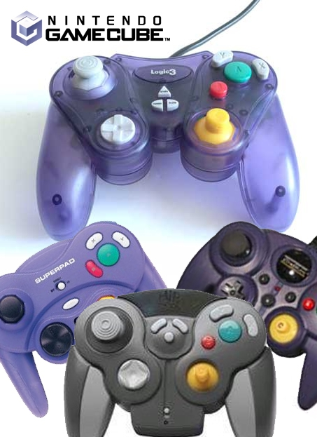 Boxshot GameCube Controller Third Party