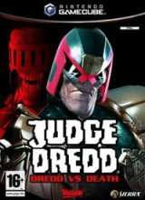 Boxshot Judge Dredd vs Death
