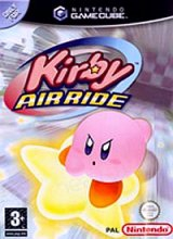 Boxshot Kirby Air Ride
