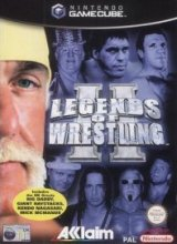 Boxshot Legends of Wrestling II