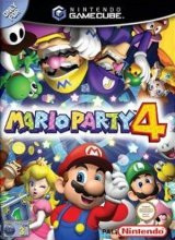 Boxshot Mario Party 4