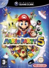 Boxshot Mario Party 5