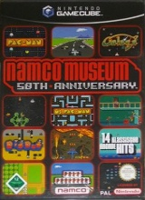 Boxshot Namco Museum 50th Anniversary Collection