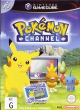 Boxshot Pokémon Channel