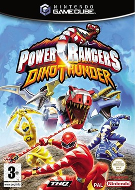 Boxshot Power Rangers: Dino Thunder