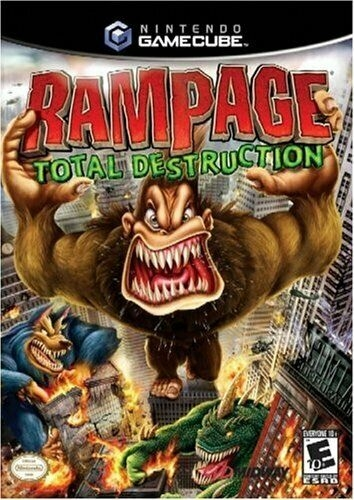 Boxshot Rampage: Total Destruction