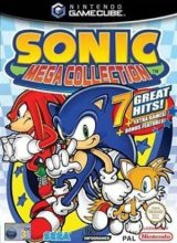 Boxshot Sonic Mega Collection