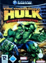 Boxshot The Incredible Hulk: Ultimate Destruction