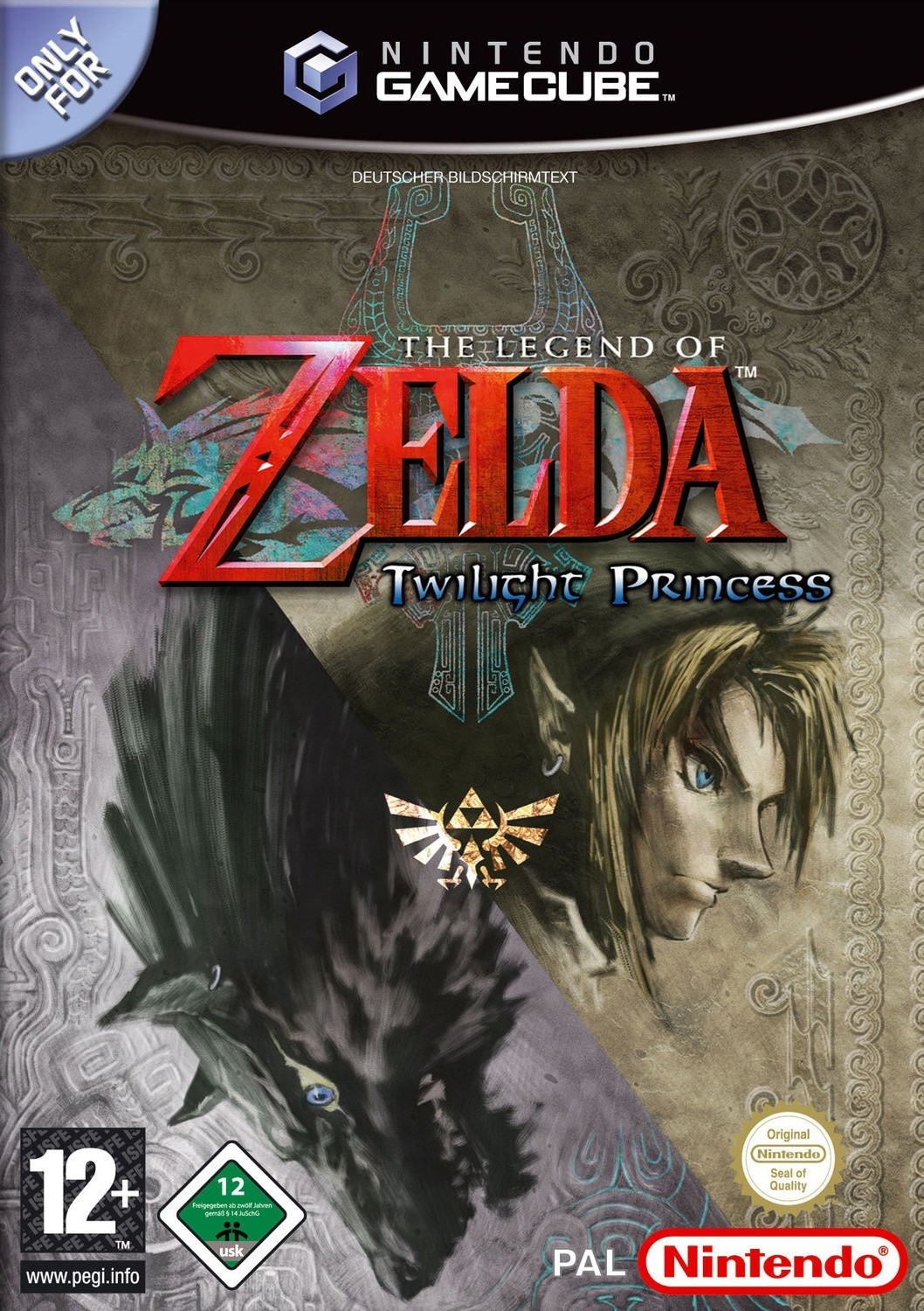 Boxshot The Legend of Zelda: Twilight Princess