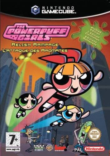 Boxshot The Powerpuff Girls: Relish Rampage: Pickled Edition