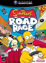 Boxshot The Simpsons: Road Rage