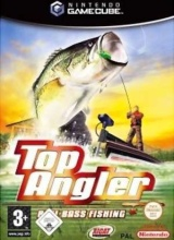 Boxshot Top Angler Real Bass Fishing