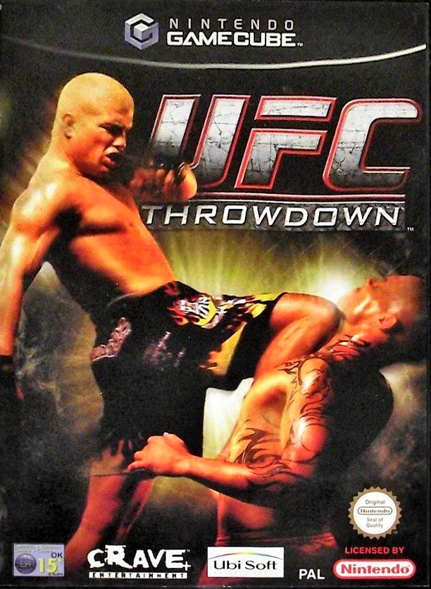 Boxshot UFC Throwdown