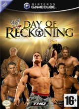 Boxshot WWE Day of Reckoning