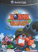 Boxshot Worms Blast