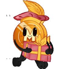 Sinterklaas MarioCube