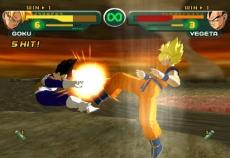 Review Dragon Ball Z Budokai: Ook vechten in de lucht!