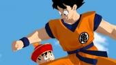 Het belangrijkste karakter is Goku.