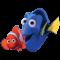 Afbeelding voor 2 Games in 1 Die Unglaublichen Plus Findet Nemo