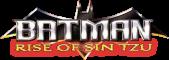 Afbeelding voor Batman Rise of Sin Tzu