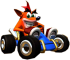Geheimen en cheats voor Crash Nitro Kart