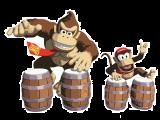 Te gebruiken bij de games: <a href = http://www.mariocube.nl/GameCube_Spelinfo.php?Nintendo=Donkey_Konga target = _blank>Donkey Konga</a>, <a href = http://www.mariocube.nl/GameCube_Spelinfo.php?Nintendo=Donkey_Konga_2 target = _blank>Donkey Konga 2</a> en <a href = http://www.mariocube.nl/GameCube_Spelinfo.php?Nintendo=Donkey_Kong_Jungle_Beat target = _blank>Donkey Kong Jungle Beat</a>.