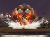 <a href = http://www.mario64.nl/Nintendo64_Donkey_Kong_64.htm target = _blank>Donkey Kong</a> geeft Mario en Fox een pak rammel met zijn DK bongos.