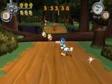 Het spel wisselt steeds af tussen 2D en 3D levels, hierdoor gaat het niet snel vervelen!