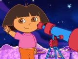 Leer nieuwe dingen door op avontuur te gaan met Dora.